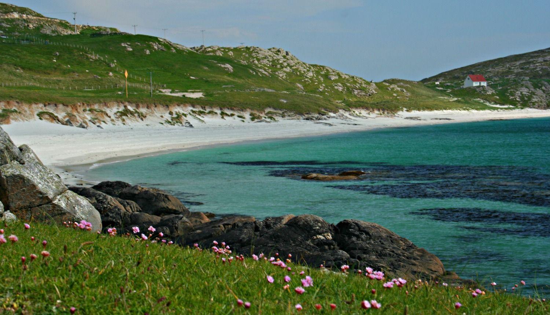 Prince's Beach, Isle of Eriskay