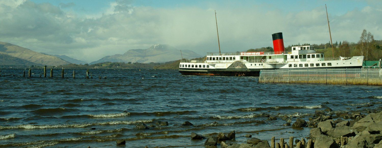 PS Maid of the Loch  - will she sail again?