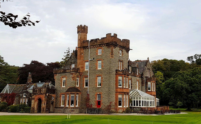 Isle of Eriska, Hotel, Spa & Island. Argyll.