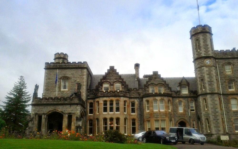 Inverlochy Castle Hotel , near Fort William
