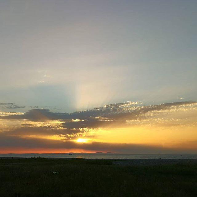 #morayspeyside #morayfirth #sunset