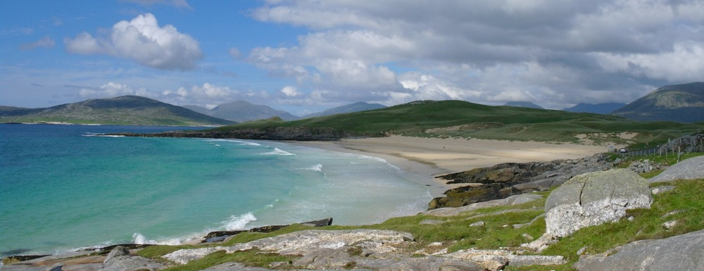 Isle of Harris in the Outer Hebrides