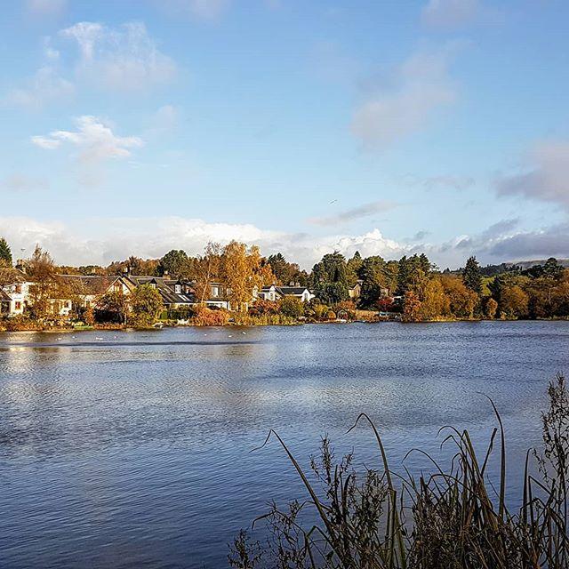 Tannoch Loch #milngavie #autumn🍁