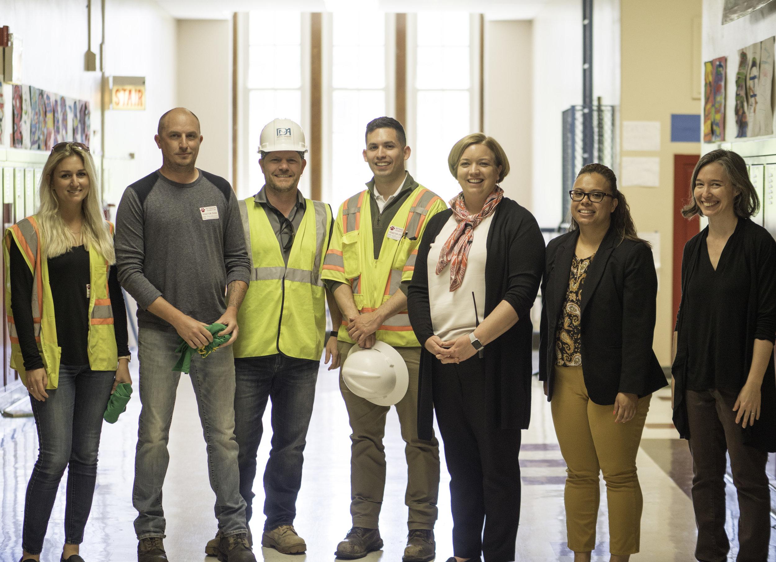 Field Construction Management Team