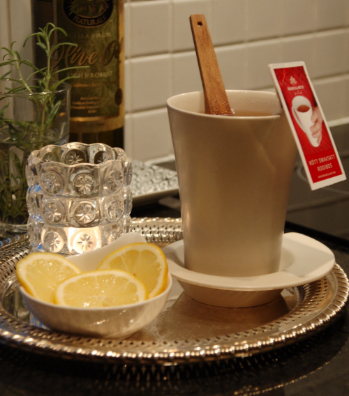 Teatime with cup Spin from Design House Stockholm