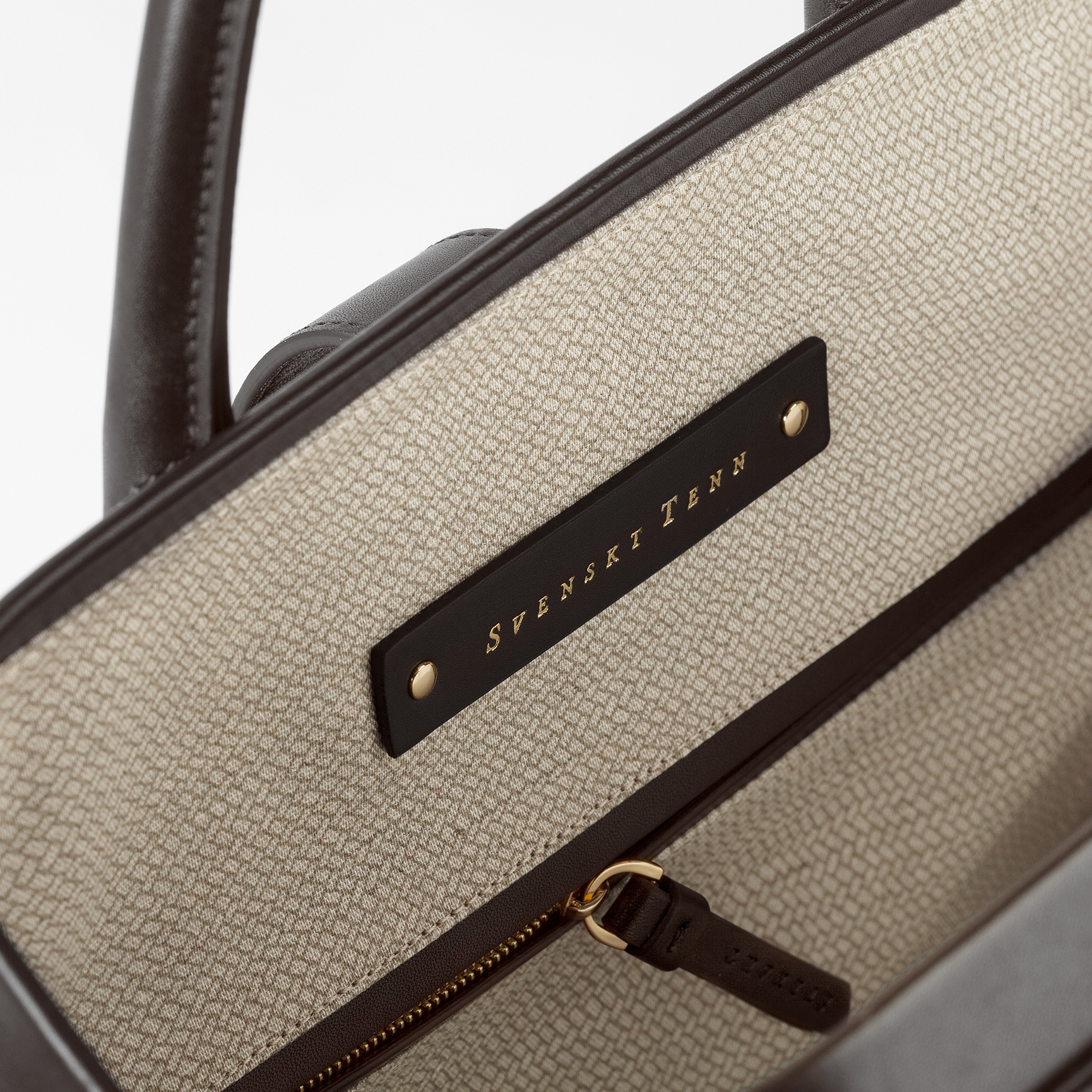 Svenskt Tenn is launching a collection of leather bags inspired by Estrid Ericsson.