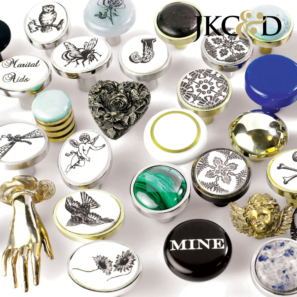 My 2016 ICFF Favorites: Knobs by JKC&D