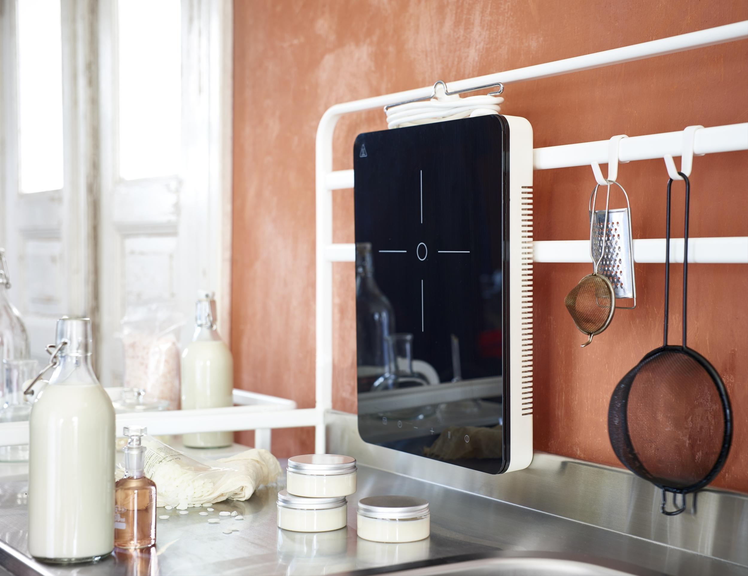 Tillreda - IKEAs new portable induction cooktop.