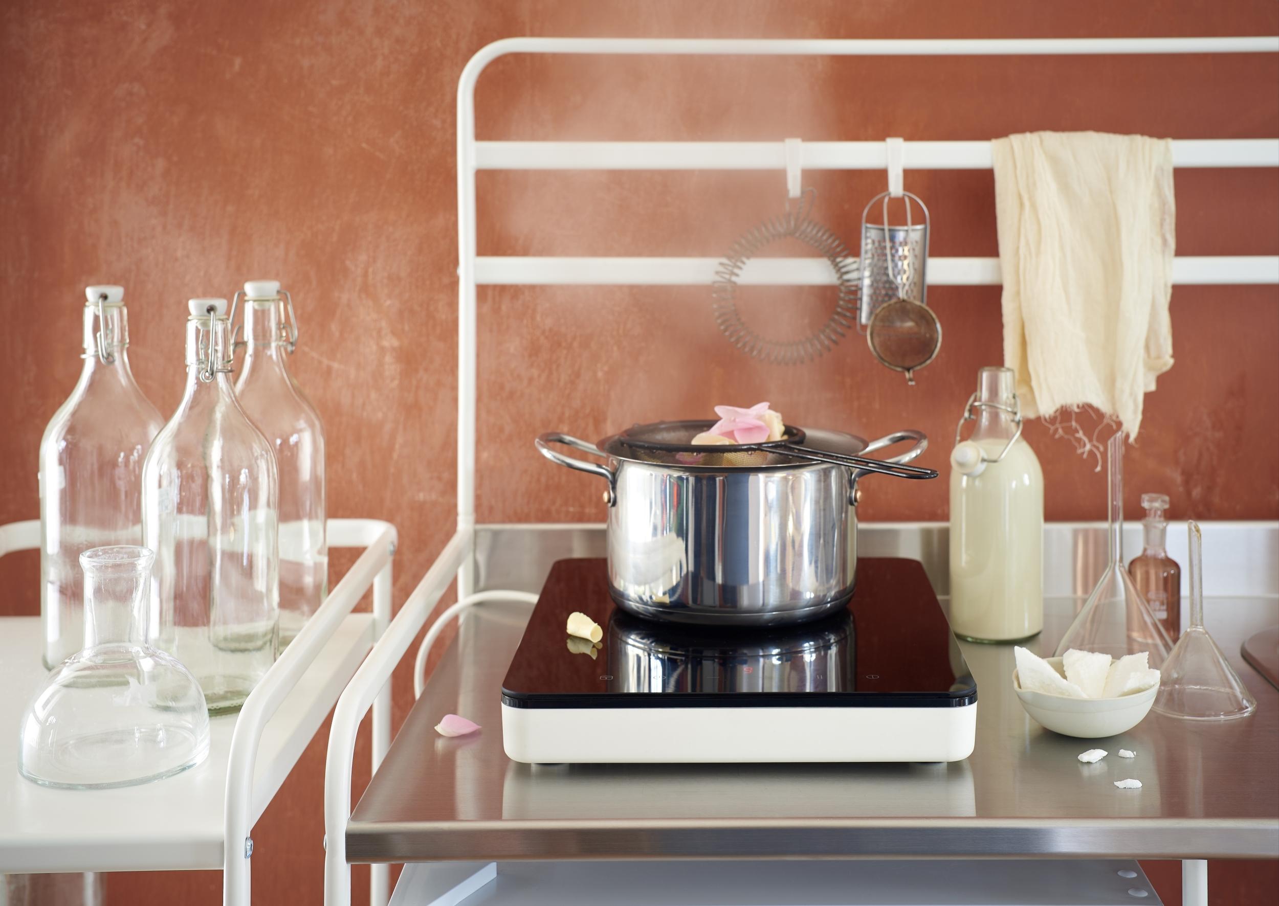 Tillreda - IKEA's  new portable induction cooktop.