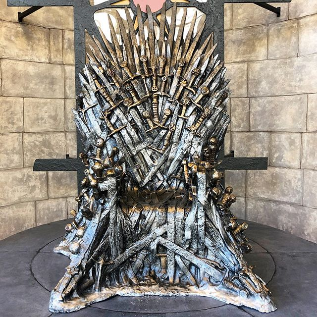 For the Throne #gameofthrones