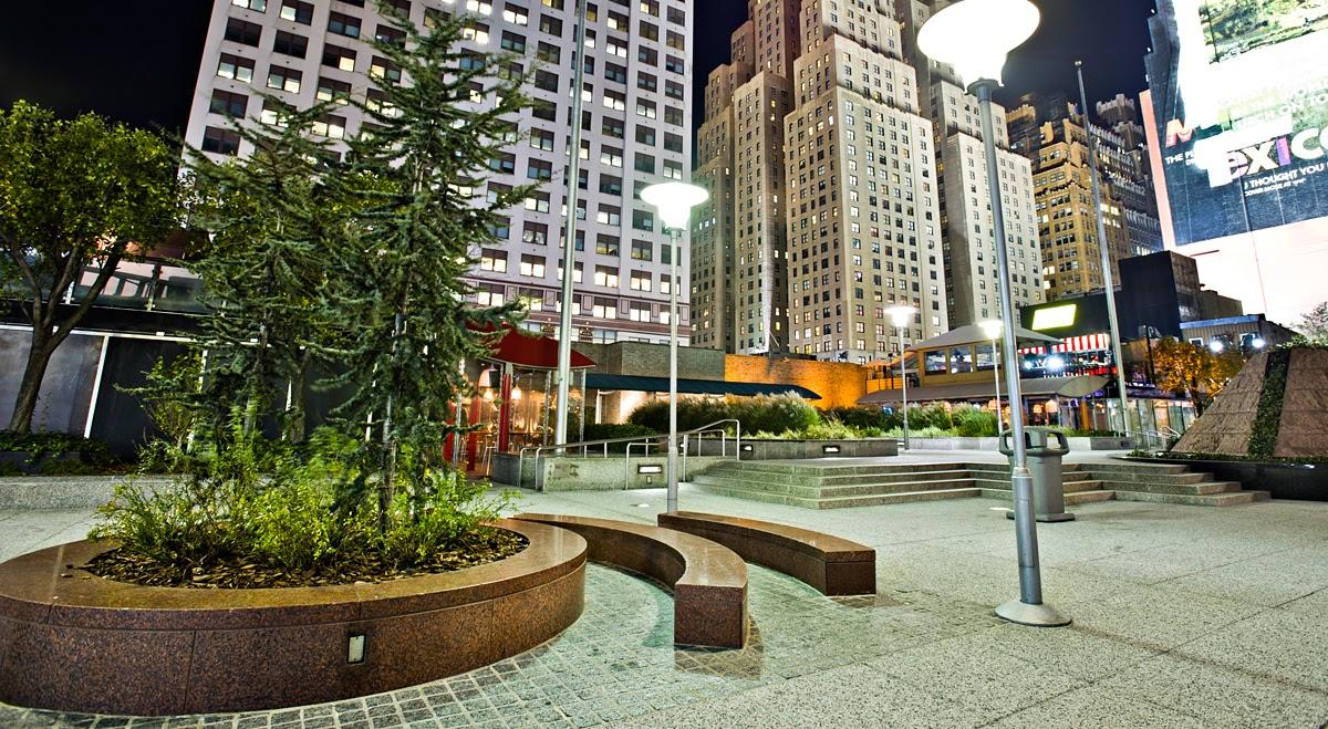 8th Avenue Plaza at 1 Penn
