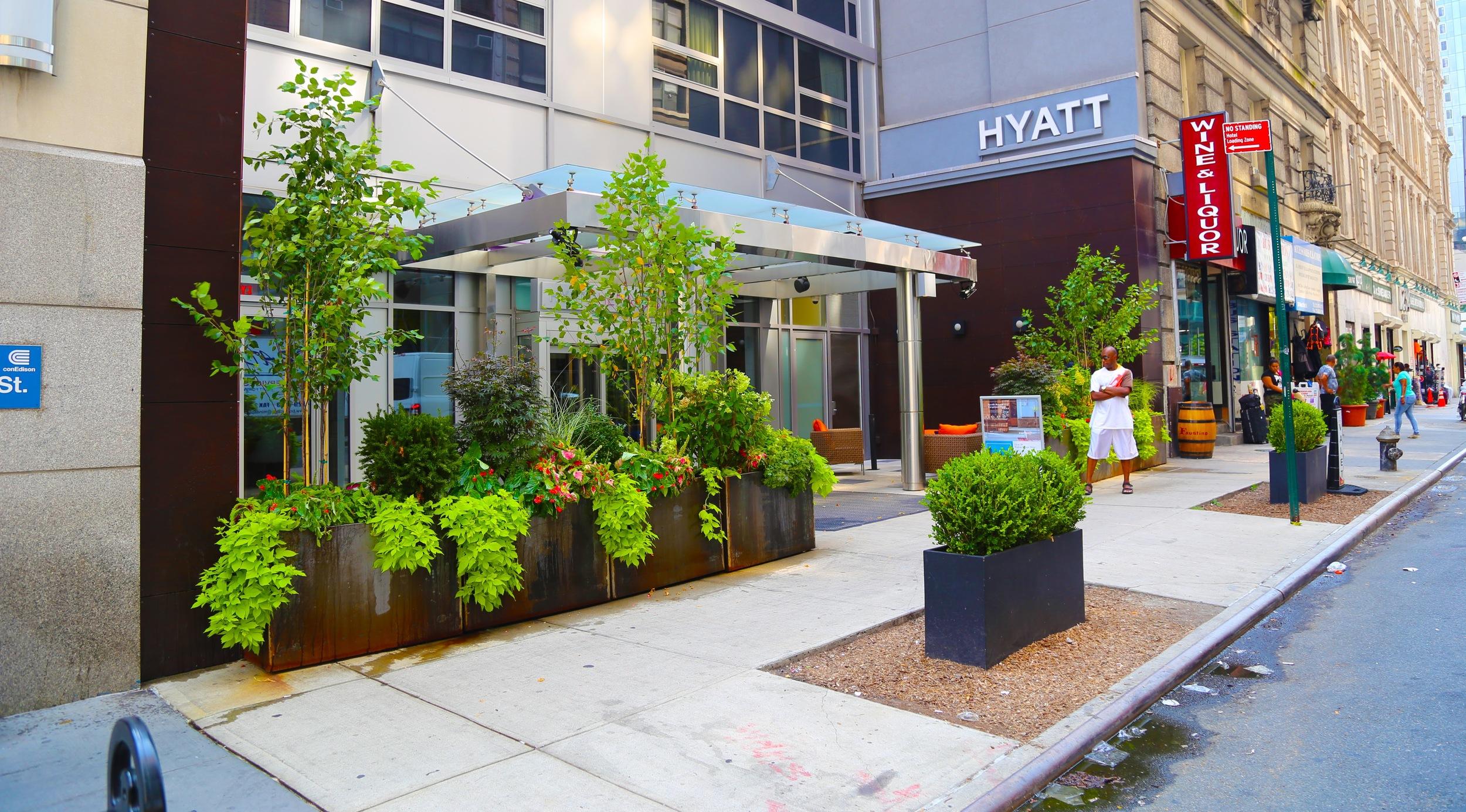 The Hyatt at Herald Square