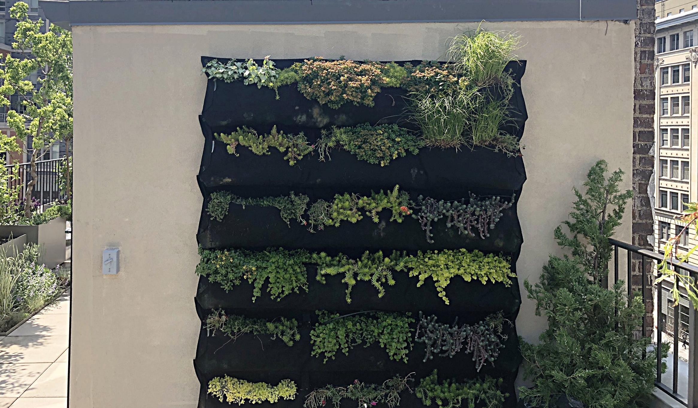 Private Rooftop Garden-Spring Street