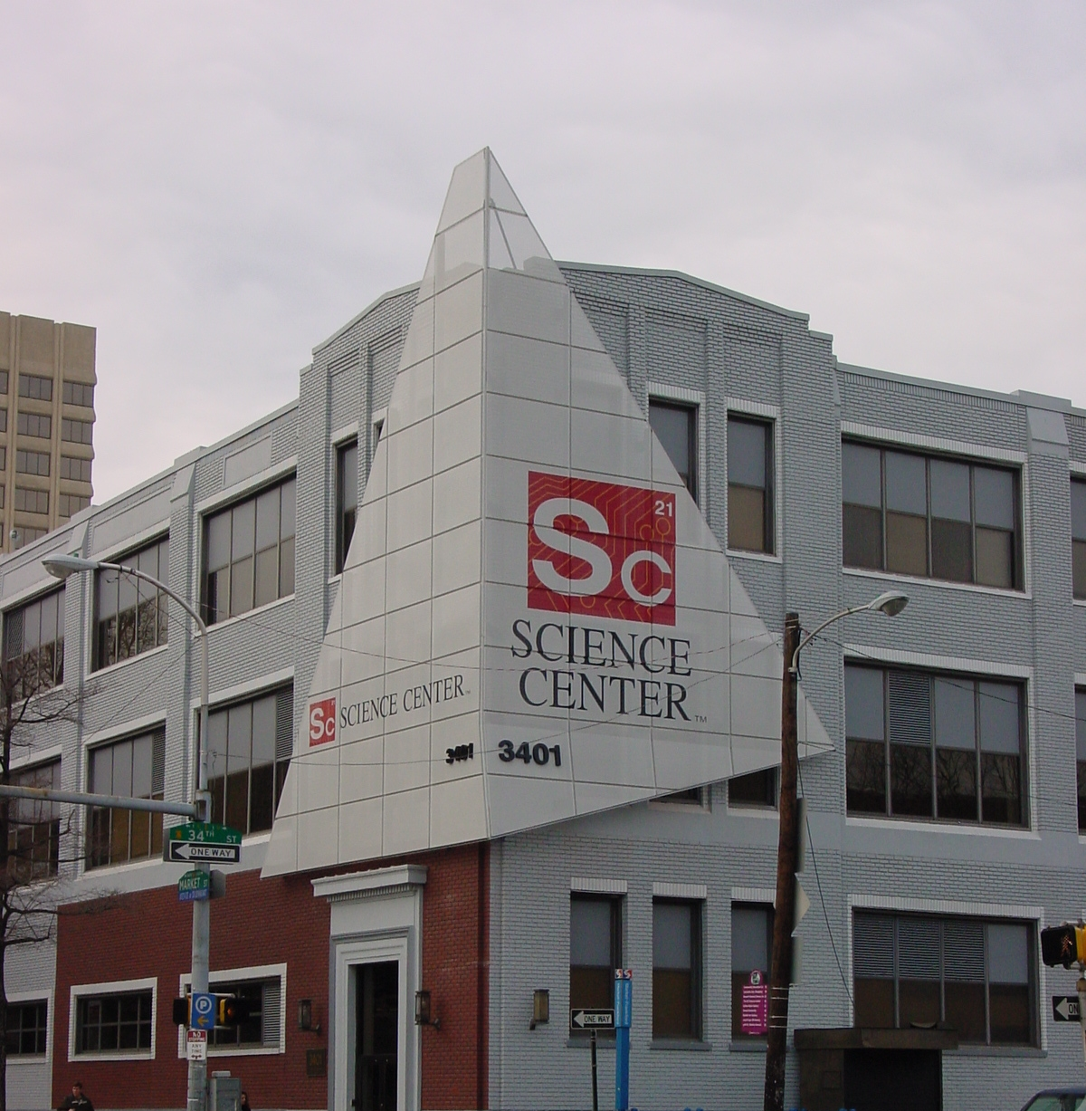 THE SCIENCE CENTER   Philadelphia PA   ©2016 PMDI Signs