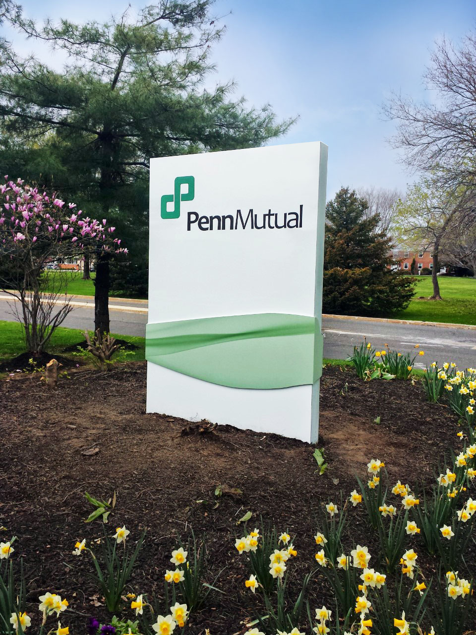 PENN MUTUAL INSURANCE COMPANY    Horsham, PA   ©2016 PMDI Signs