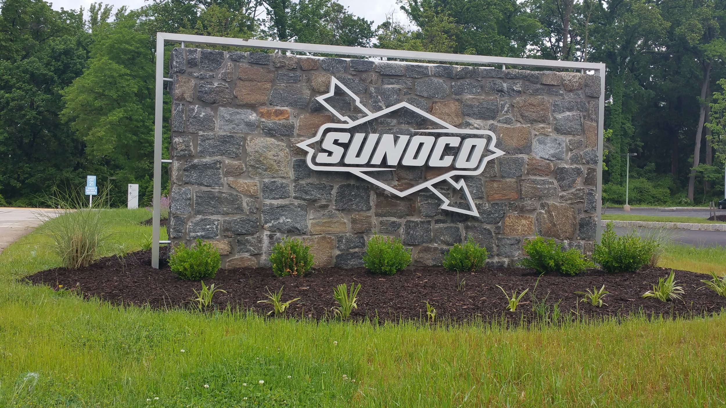 SUNOCO HEADQUARTERS    Newtown Square, PA   ©2016 PMDI Signs