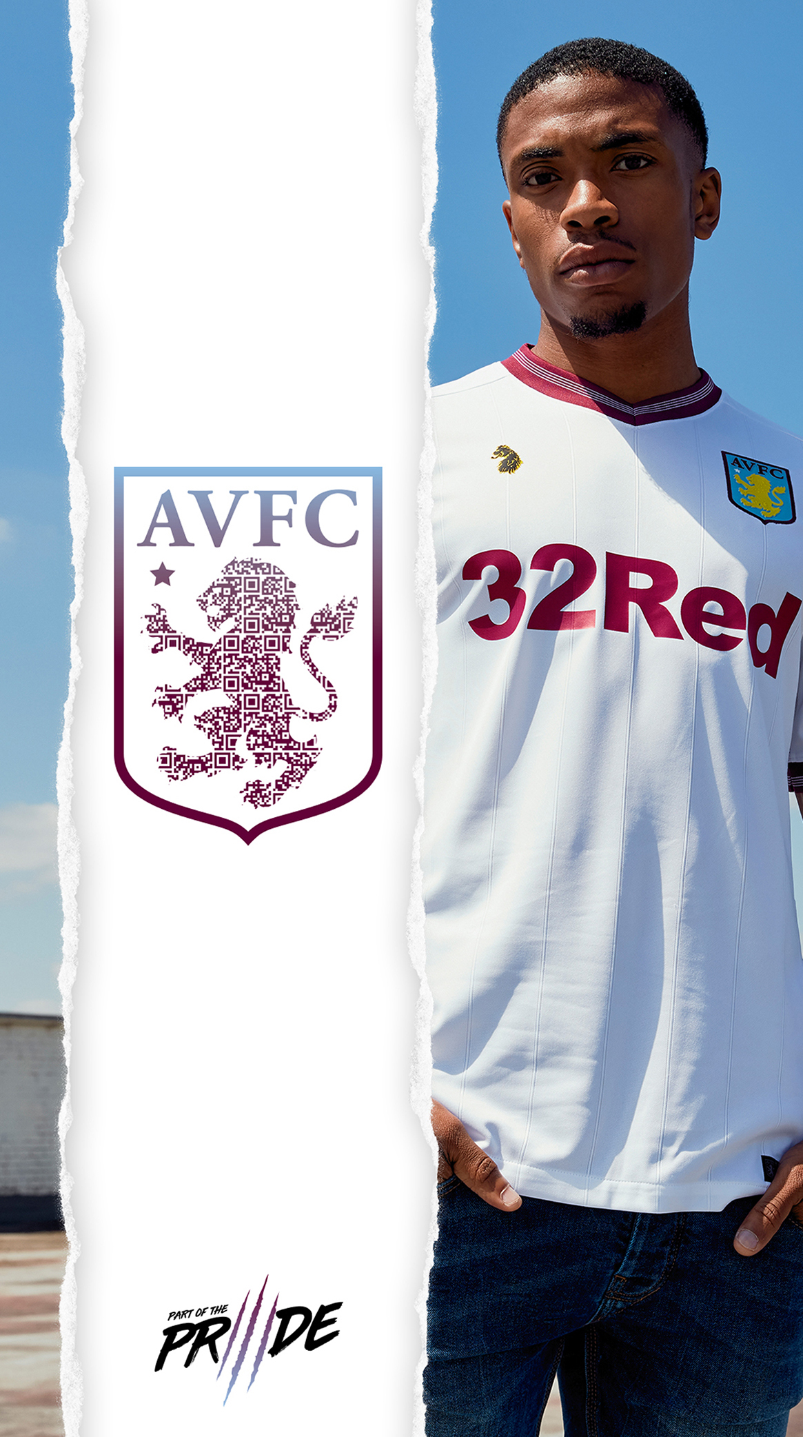 Aston Villa x Luke Sport 2018/19 Kit