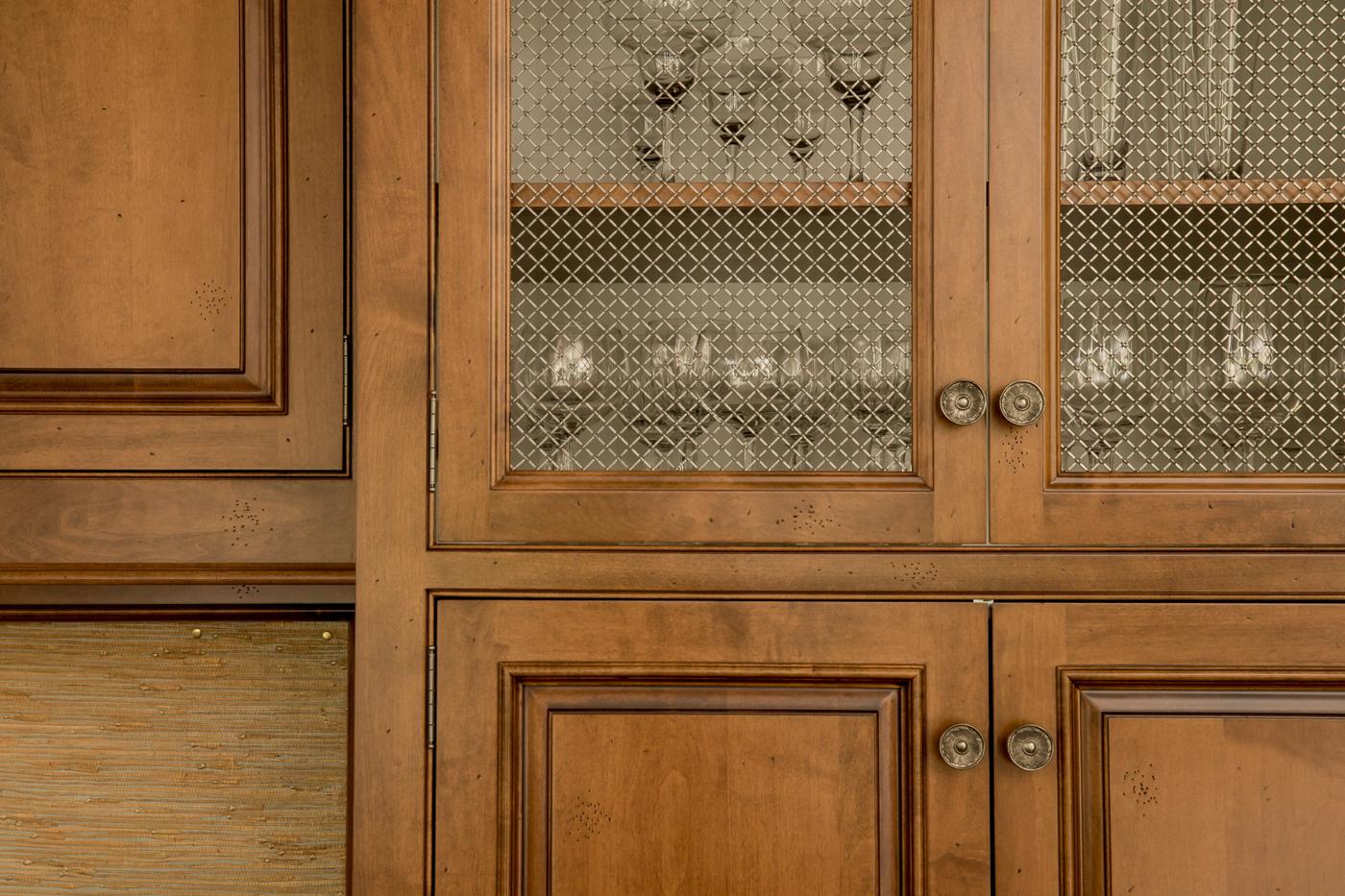 nutmeg Stained Maple Kitchen Cabinet Door
