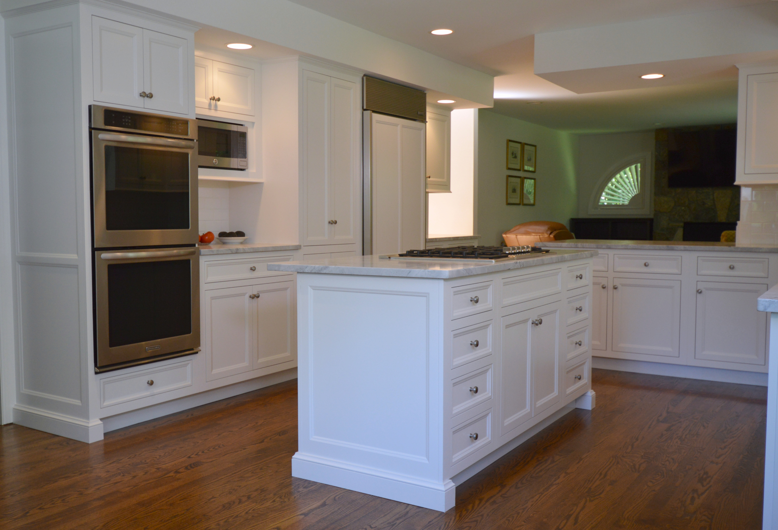 Custom Kitchen Remodel on Conrad Road in New Canaan CT