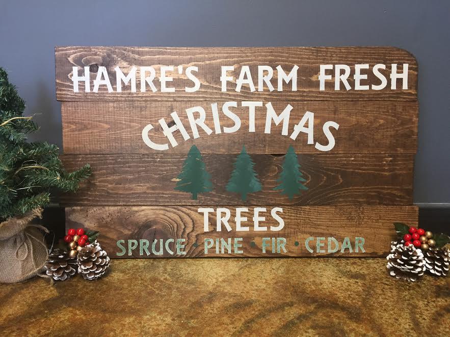 Farm Fresh Trees (INTERMEDIATE)