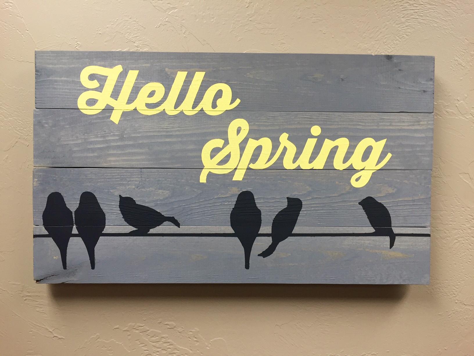 Hello Spring (BEGINNER)