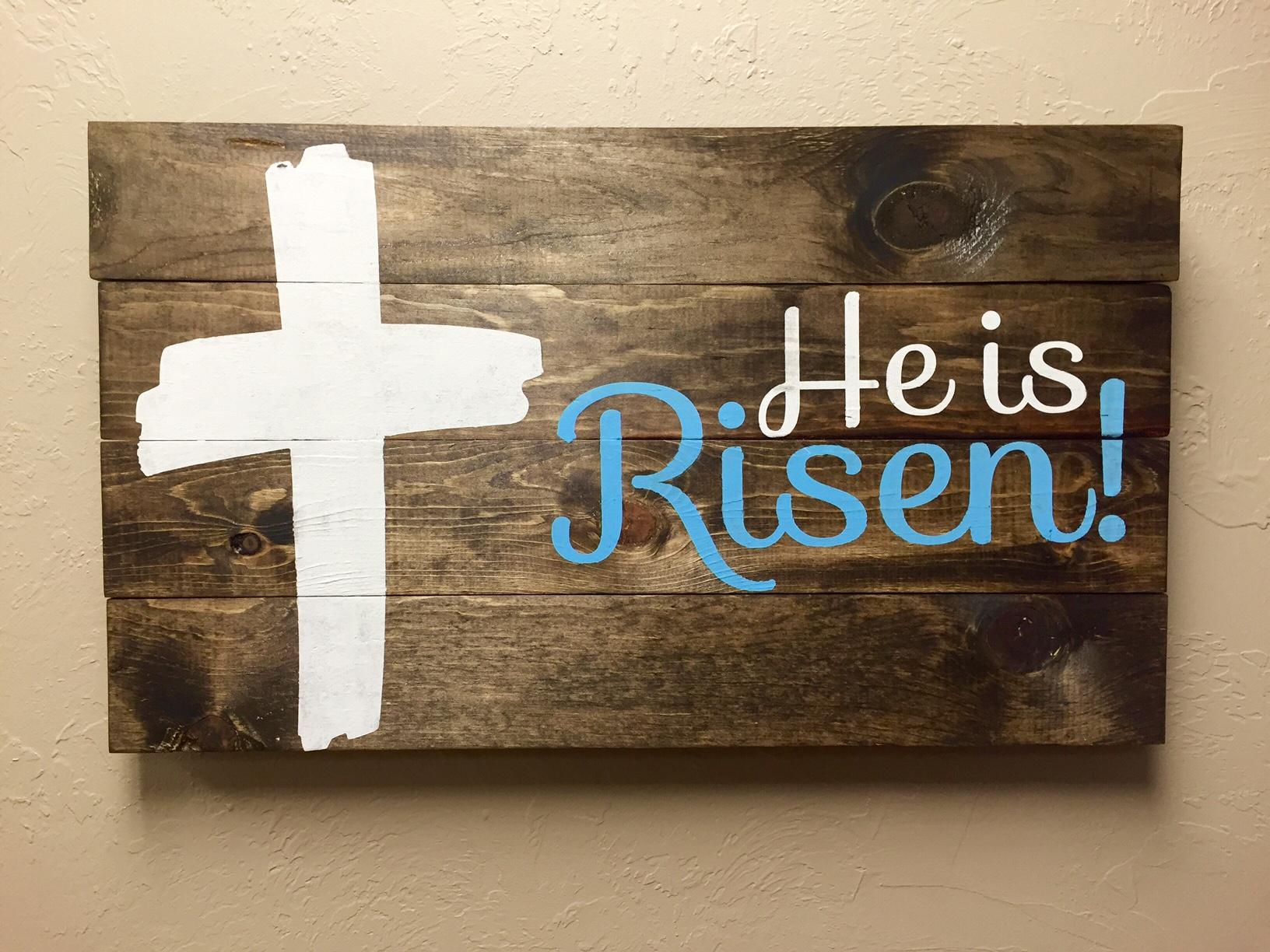 He is Risen (BEGINNER)