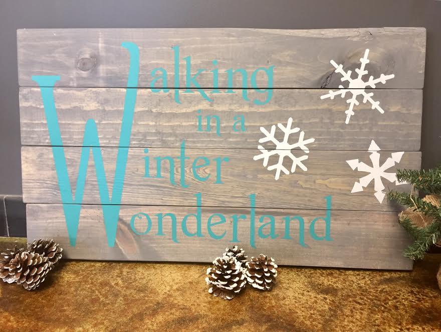 Winter Wonderland (INTERMEDIATE)