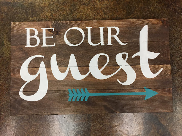 Be Our Guest (BEGINNER)