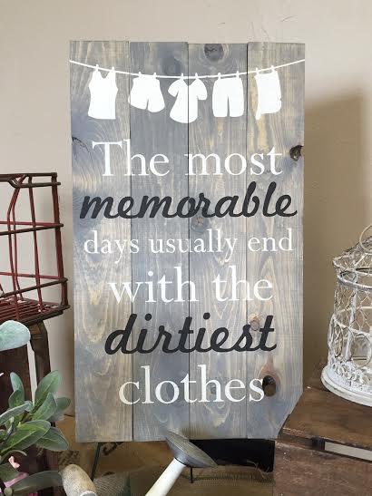 Dirtiest Clothes (EXPERT)