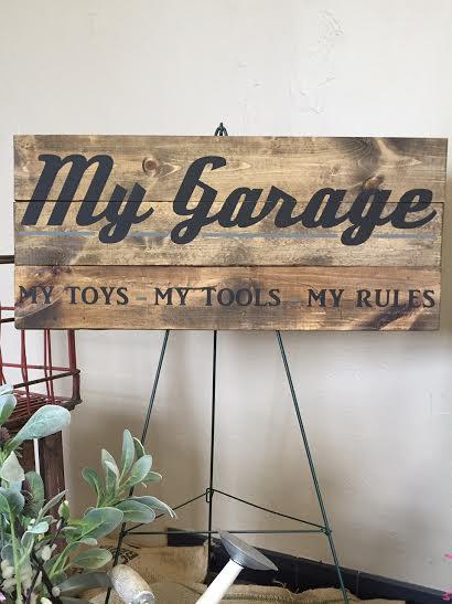 My Garage (BEGINNER)