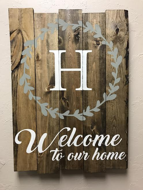 Welcome to our HOME (BEGINNER)