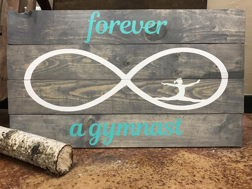 forever a gymnast (or dancer) (BEGINNER)