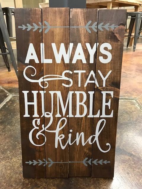 HUMBLE & kind (INTERMEDIATE)