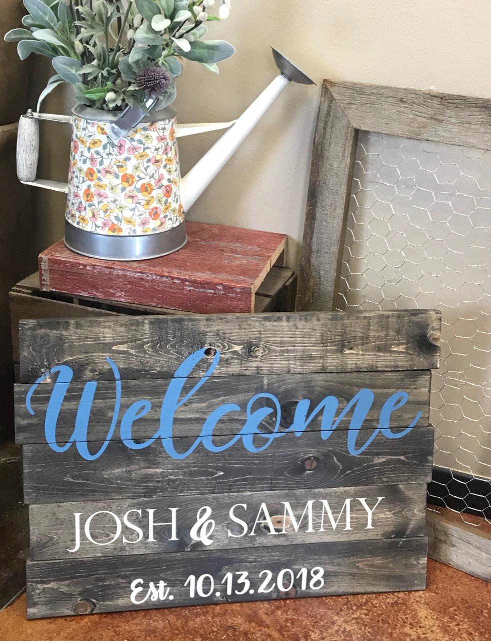 Welcome.Wedding (BEGINNER)