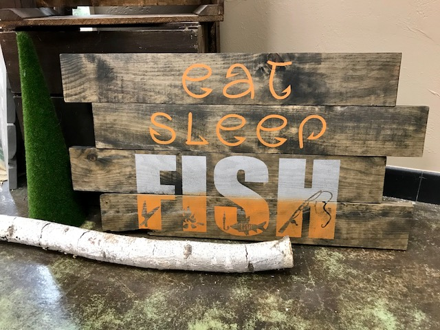 eat.sleep.FISH (BEGINNER)