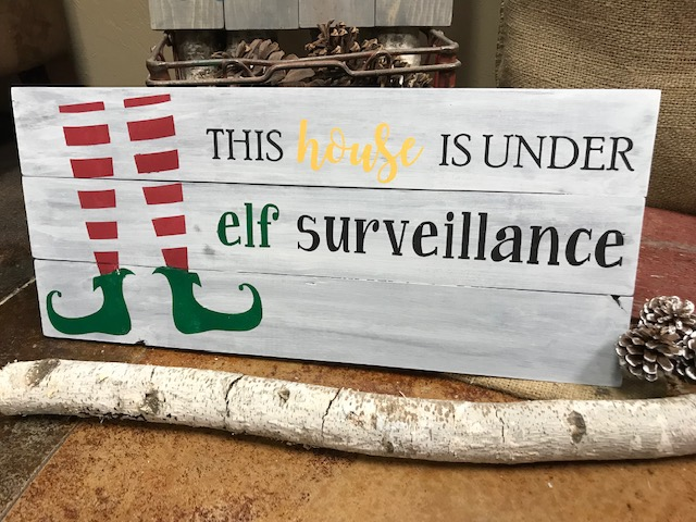 elf surveillance (BEGINNER)