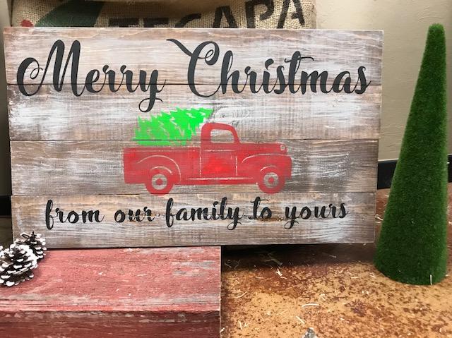 Merry Christmas (INTERMEDIATE)