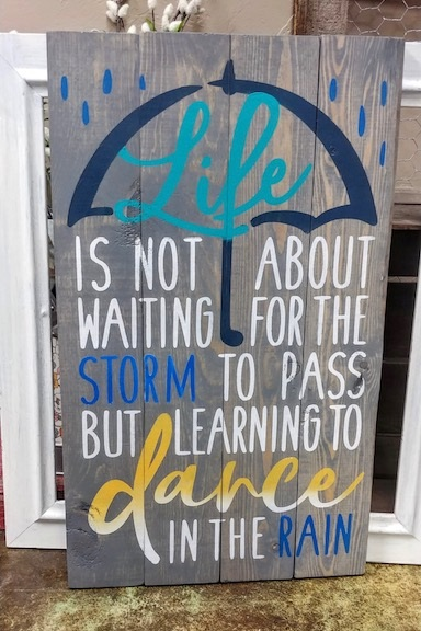 dance in the rain (EXPERT)