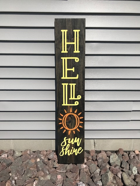 HELLO SUNSHINE (INTERMEDIATE)