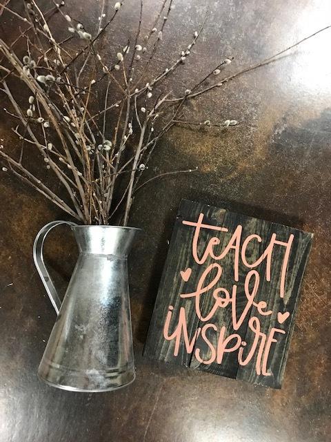 teach.love.inspire (EASY)