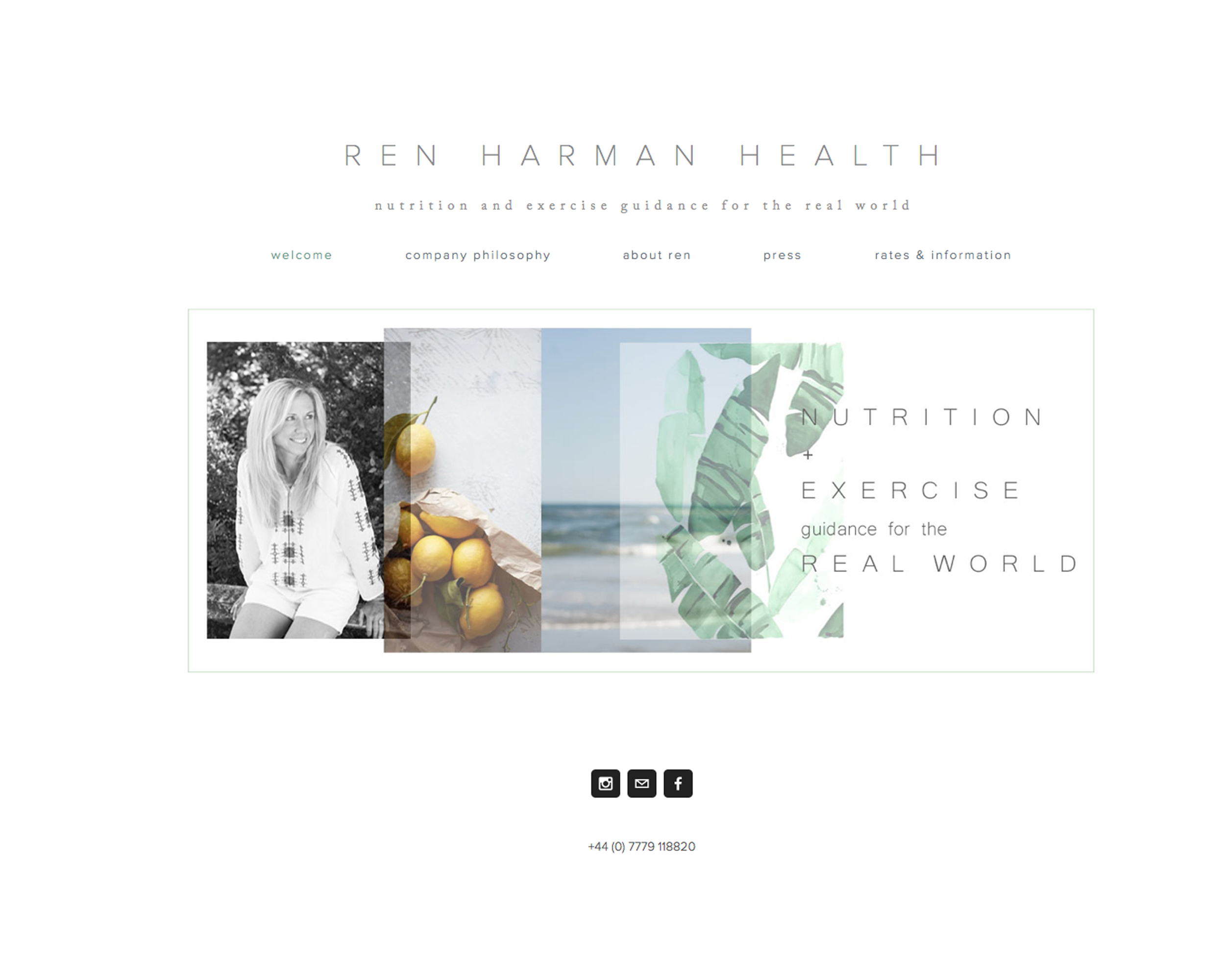 Ren Harman Health
