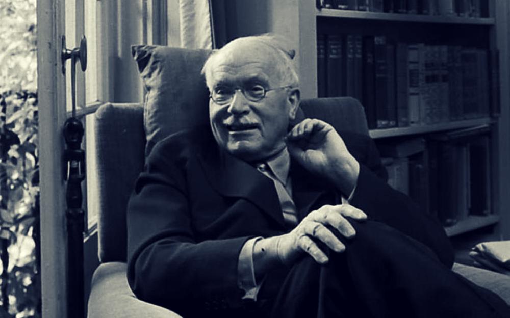 Swiss Psychologist Carl Gustav Jung in 1949.