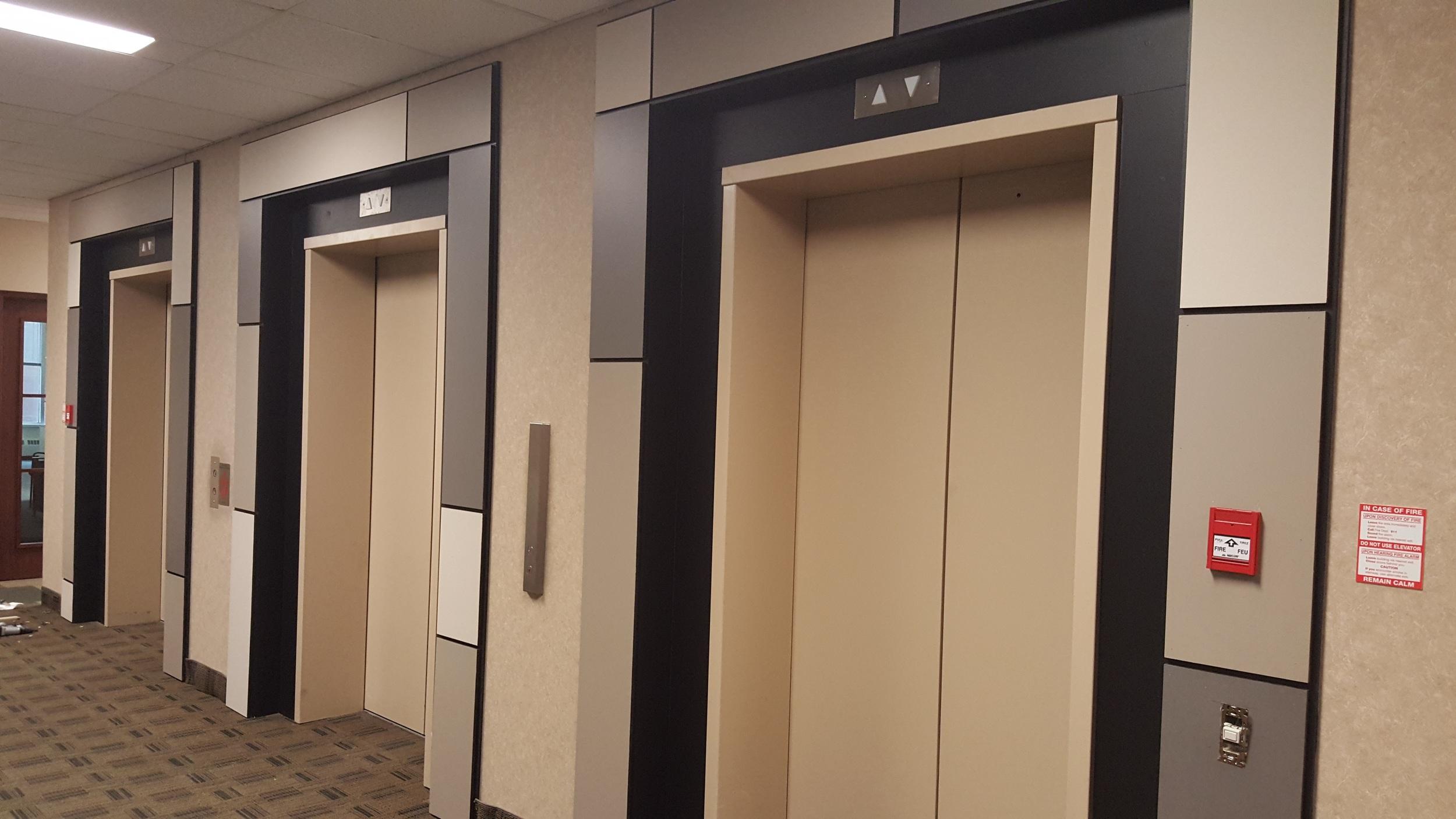 Elevator Surrounds