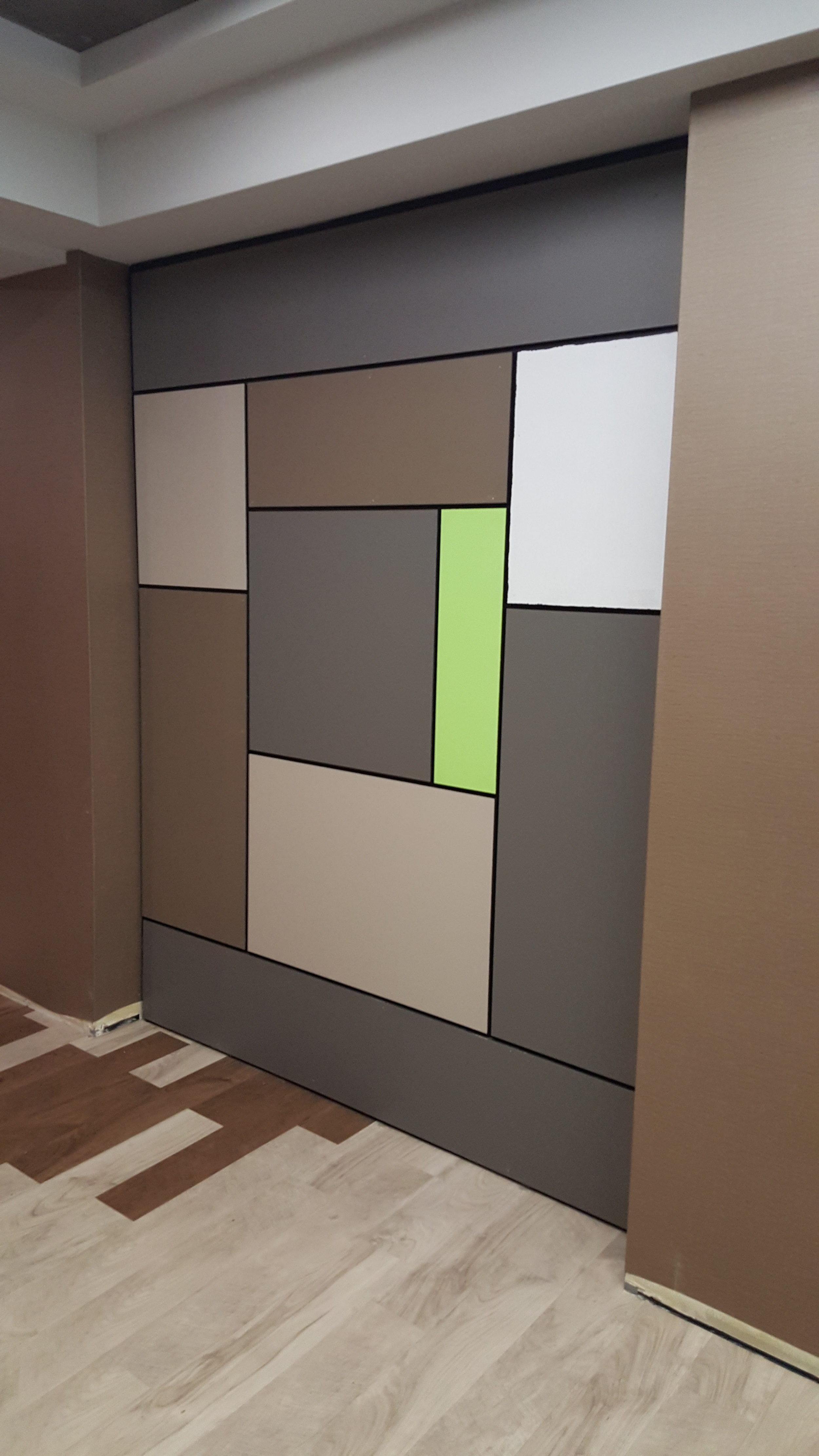Commercial Custom Walls