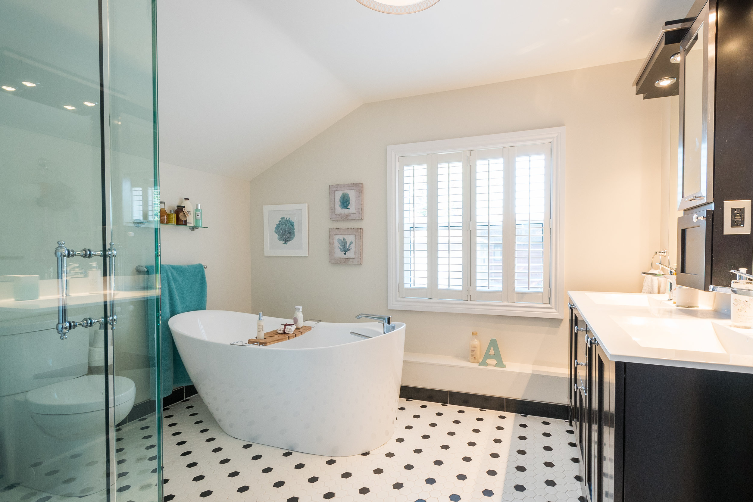 Dream Bathroom Renovation