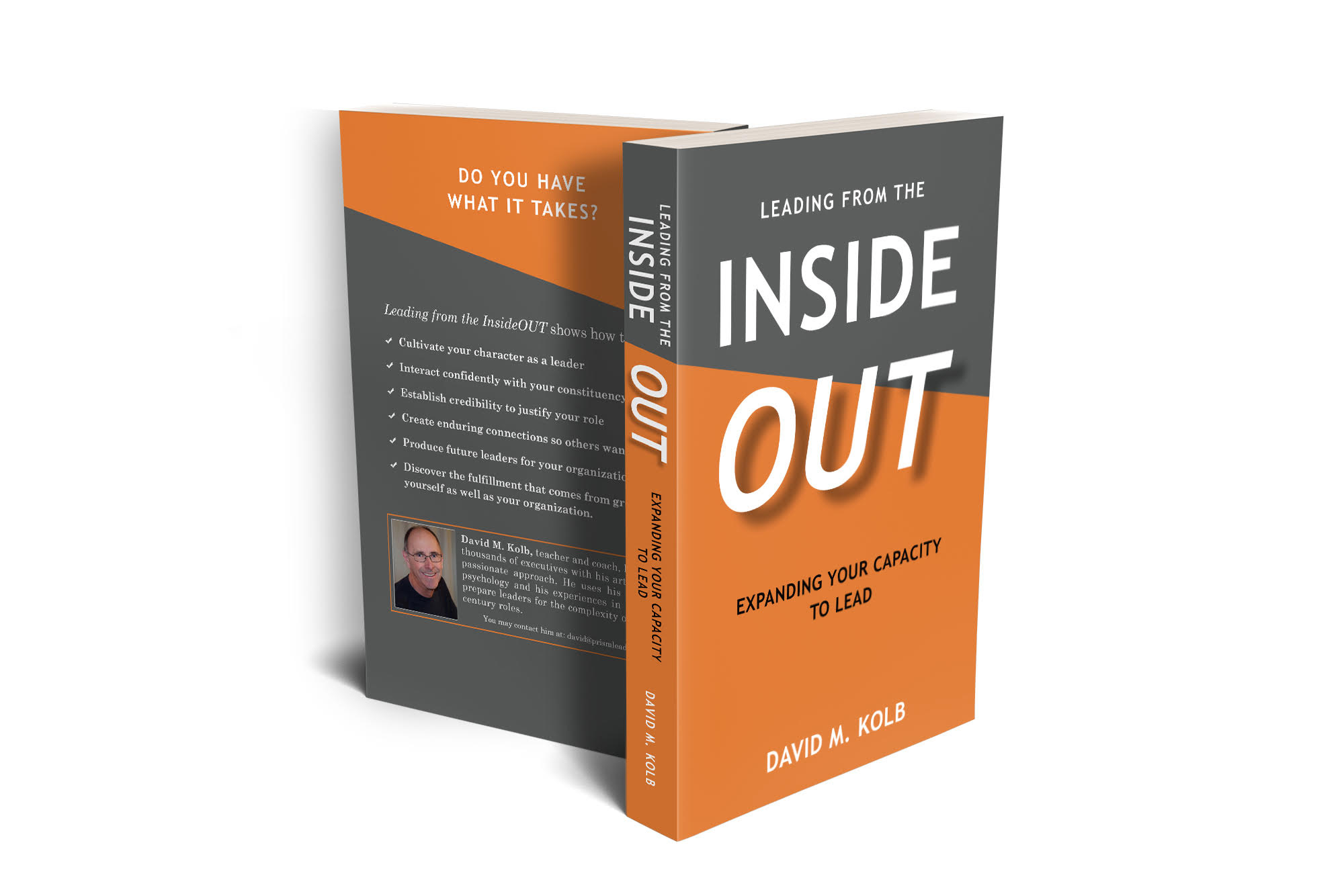 - 100% of the profits of David M. Kolb's book Leading from the Inside Out are donated to WYSE International. Click here for more information and to purchase a copy of the book.