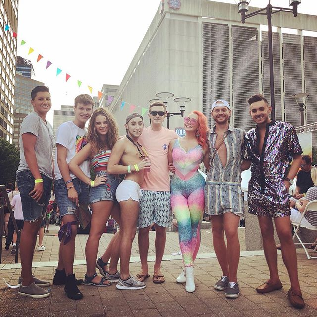 Squad 🌈🦄✨#NashvillePride