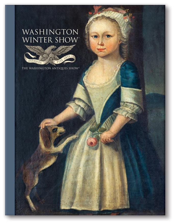 Washington Winter Show 2016 Catalogue Cover