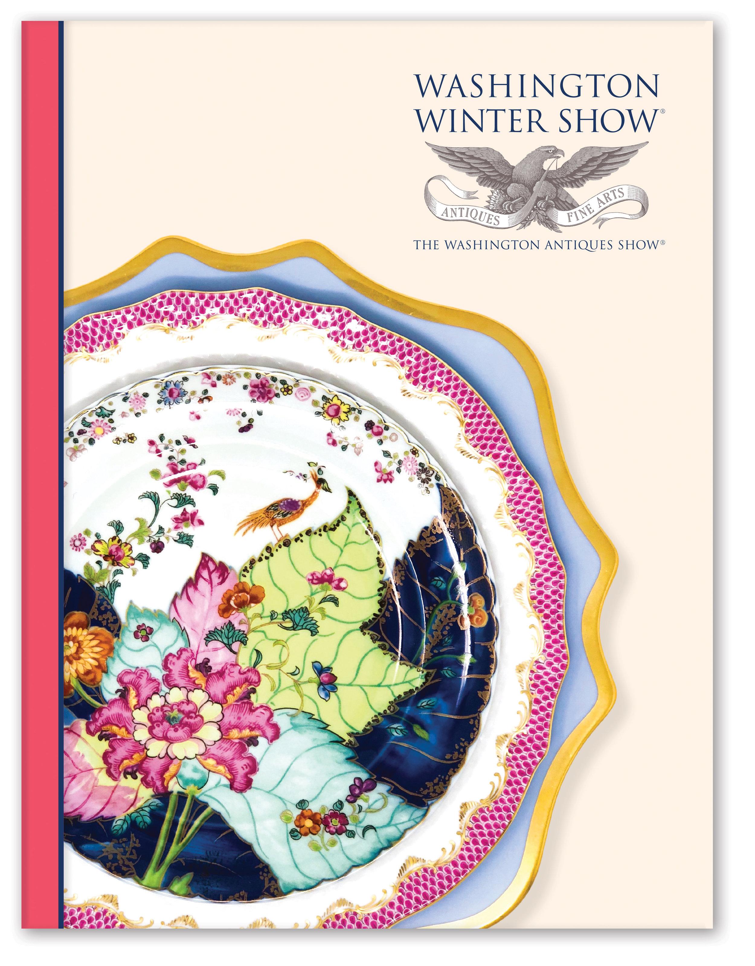 2019 Washington Winter Show Catalogue Cover