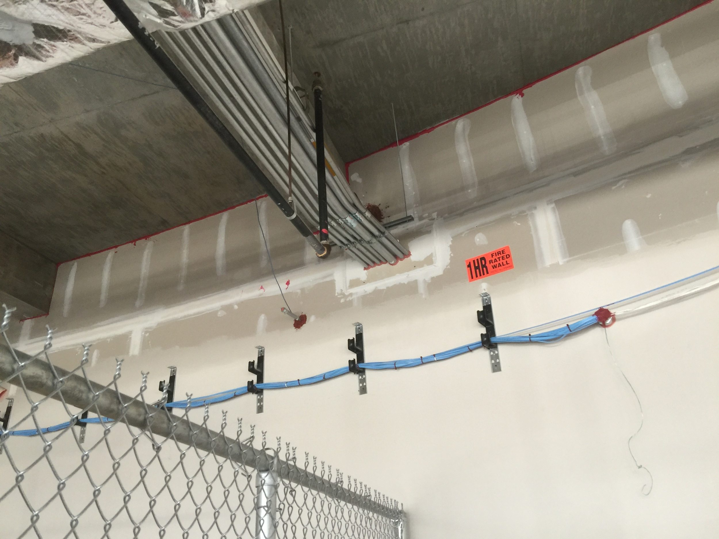 Structured cabling...we can do that.